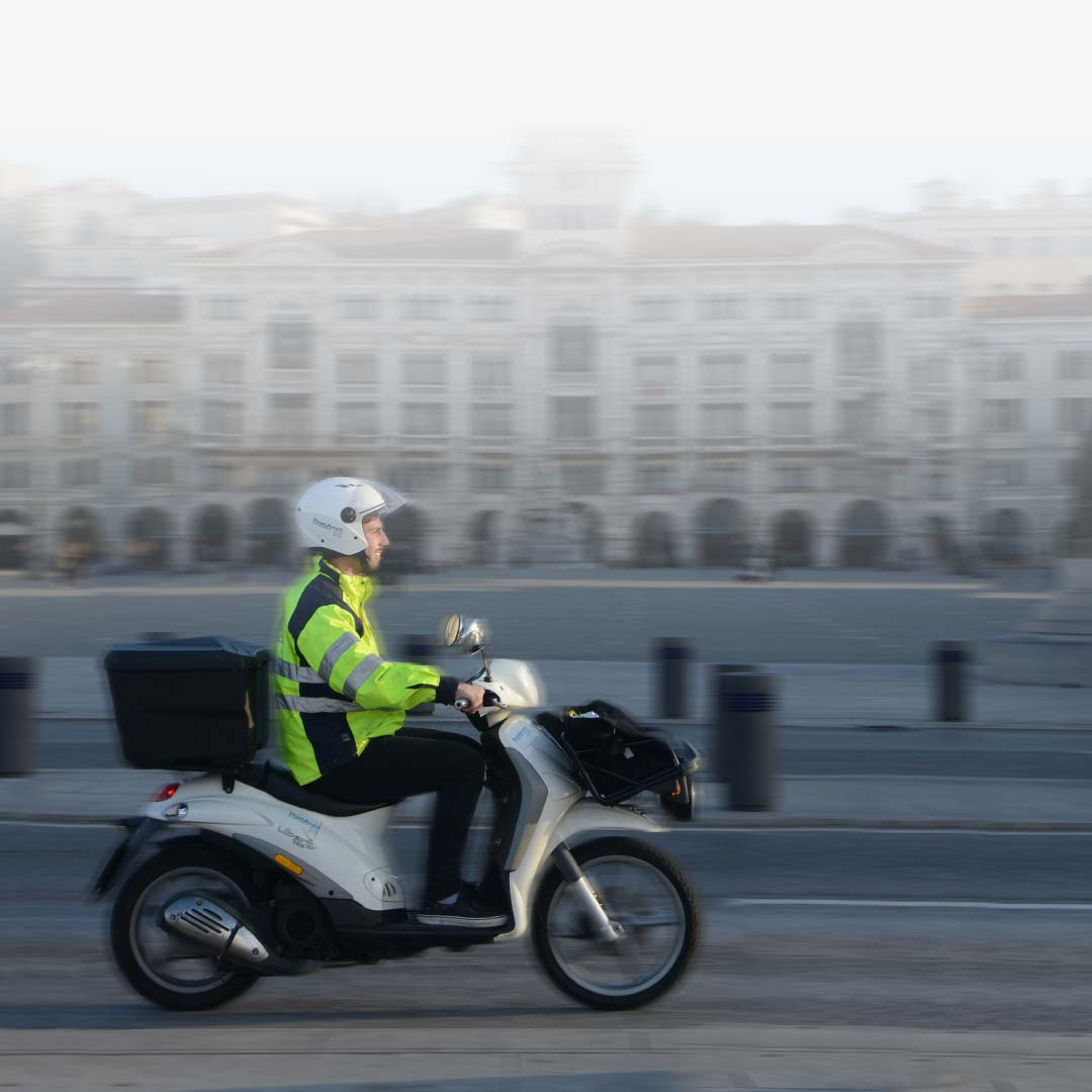 La Posta di Trieste: ripartiamo insieme, più sicuri e veloci che mai