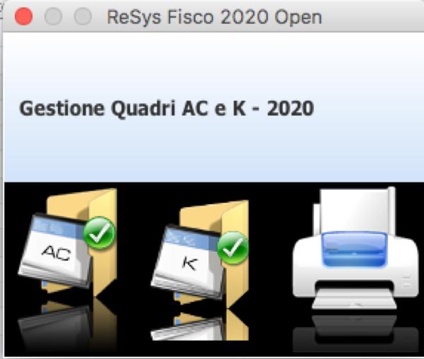 Quanto costa l'invio dei quadri AC con ReSys Fisco 2020?