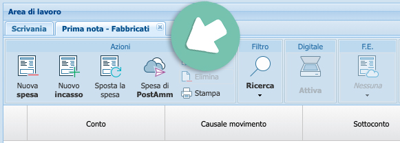 Nuova funzione: addebito automatico ai condomini dei costi per le spedizioni di corrispondenza